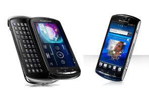 Handphone Sony Xperia Neo V sony ericsson launches the xperia neo v and the xperia pro technology news