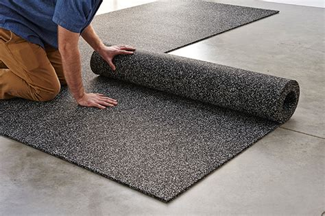 Rubber Exercise Flooring by Ironcompany Rubber Flooring Installation