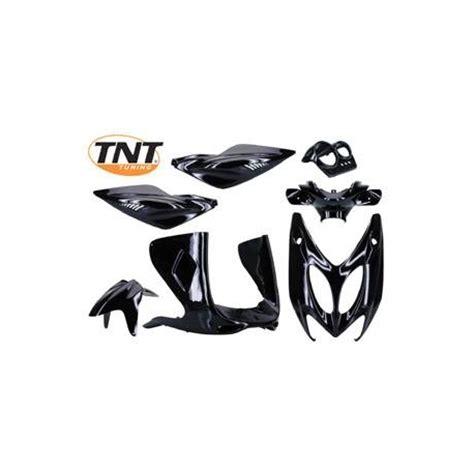 Knalpot Akra Cover Aerox Set bodywork fairing cover set aerox nitro metalic black tnt 7 parts