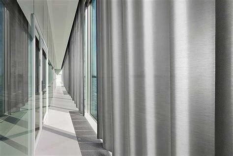 acoustical curtains for reducing noise noise reducing curtains en lamellas noise reducing