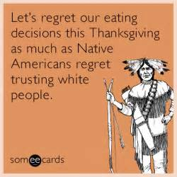 let s regret our decisions this thanksgiving as much as americans regret trusting