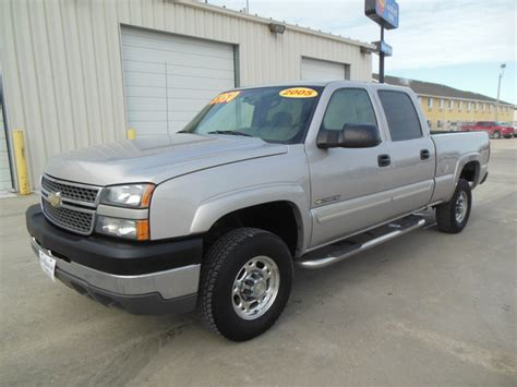 540 am fort dodge 2005 chevrolet silverado 2500 for sale in fort dodge ia 8469