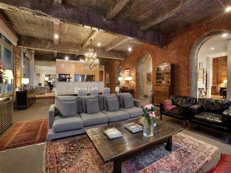 Hudson Tea Floor Plan cool warehouse conversion into an apartment 9 pics i