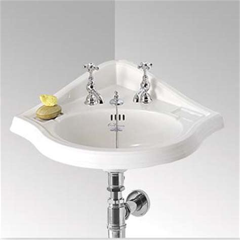 space saver bathroom sinks corner mount basin 10 great space savers this house