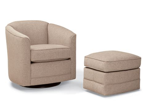swivel chairs with ottoman 506 style swivel chair and ottoman hardwood creations