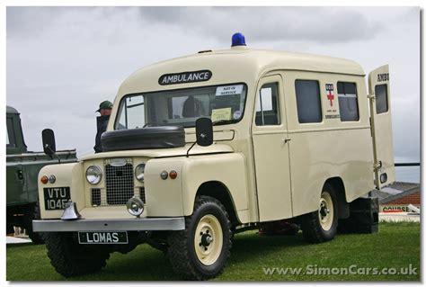 Ambulance Series simon cars coachbuilder lomas