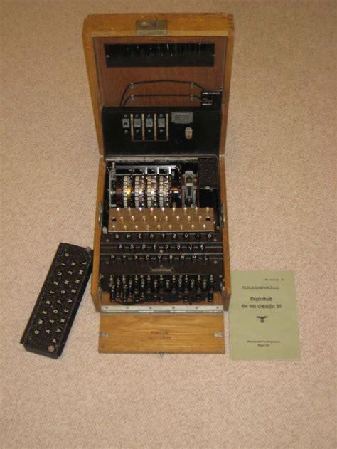 enigma machine sale german ww ii navy m4 4 rotor enigma cipher machine for sale