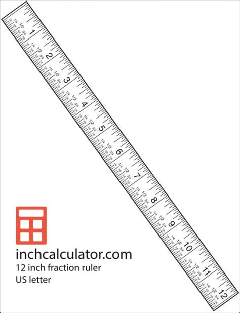 printable free ruler printable rulers free downloadable 12 quot rulers inch