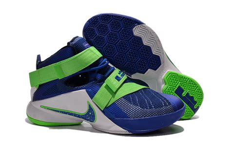 lebron 9 shoes nike lebron soldier 9 sprite basketball shoe air