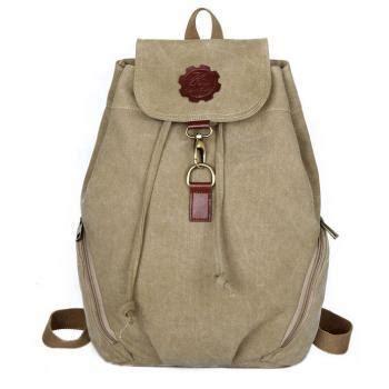 Navy Blue Rayleigh Medium Square Slim Backpack fashion pearl chiffon elk pattern slim dress on luulla