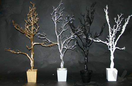 manzanita trees white gold silver black 4ft and 6ft