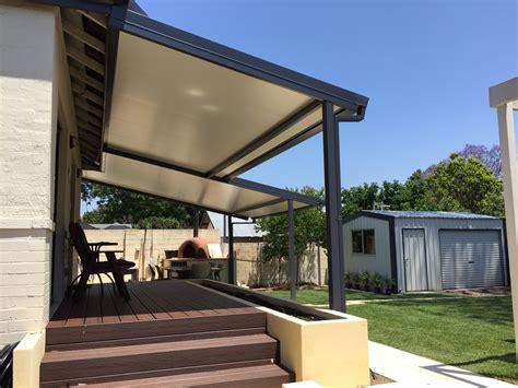 flat roof patio flat roof patio pergola designs great aussie patios perth