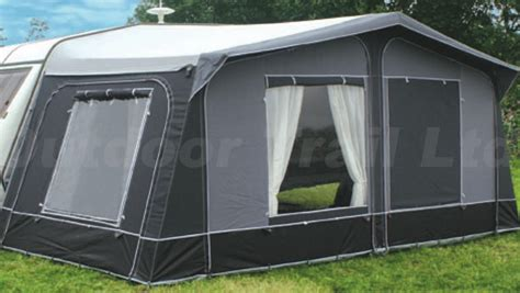 Leisurewize Frontera Lux Acrylic Touring Full Size Caravan Awning Outdoor Trail Ltd