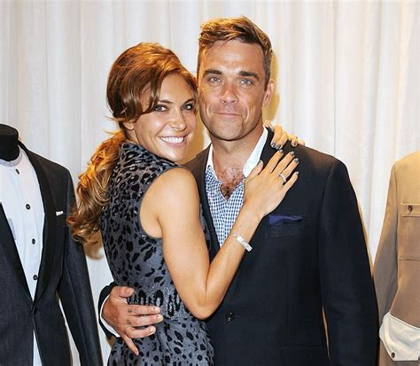 claudine longet figli robbie williams live tweets birth of second child us weekly