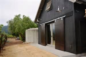 Exterior Barn Doors Barn Door Exterior Outdoor Deck Terrace