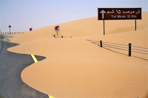 middle east map rub al khali desert 15 wonders of the middle east you ll to see
