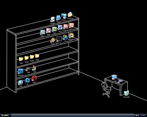 awesome gaming desk パソコン スマホのセンスある壁紙 ホーム画面を集めてみた buzzzzzer