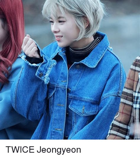 TWICE Jeongyeon   Meme on me.me