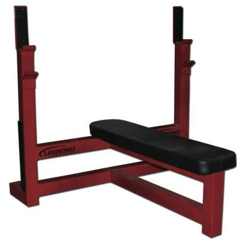 flat workout bench sale legend fitness olympic flat bench