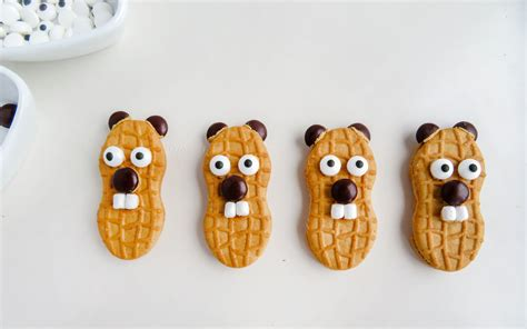 groundhog day food happy groundhog day pudding cups oh my creative