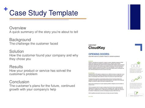 pattern of writing case study template case study overview pictures