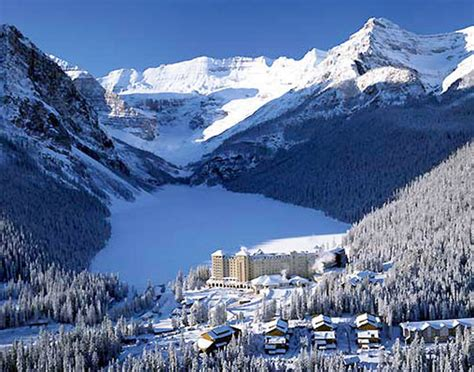 banff christmas packages