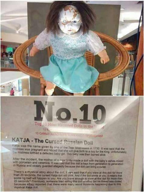 haunted doll list most haunted dolls horror amino