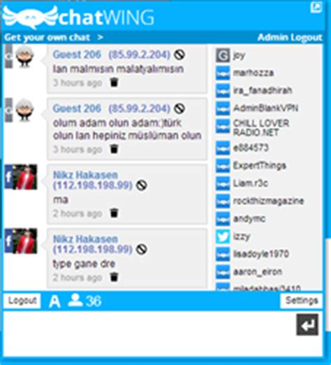 gamer chat room chatwing introduces versatile chat app for browser based creators
