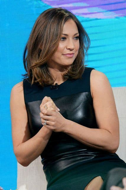 ginger zee short hair 25 best ideas about ginger zee on pinterest ginger zee