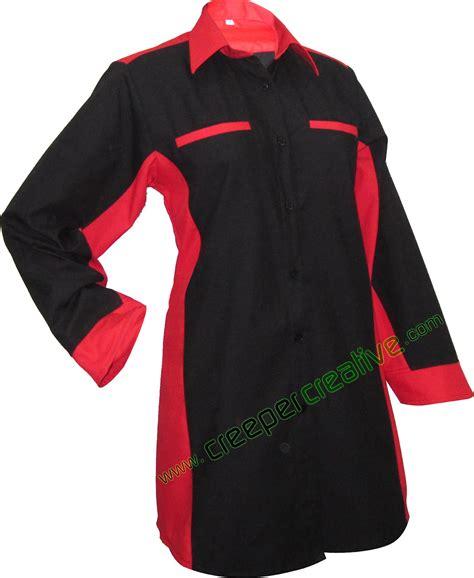 Blouse Kantor Baju Muslim 02 corporate shirt muslimah creeper design