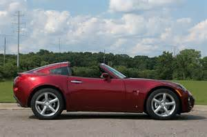 Pontiac Solstice Reviews Review 2009 Pontiac Solstice Gxp Coupe Photo Gallery
