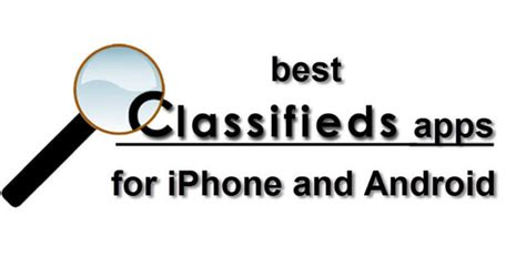 best free classifieds 15 best free classified apps for android and ios to post