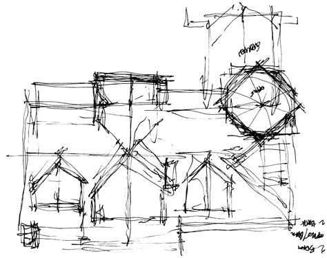 sketch plans mountain architects hendricks architecture idaho sketches to reality designing a waterfront