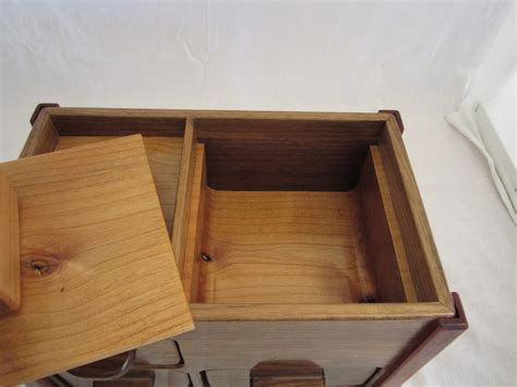 build false bottom drawer salvaged men s large valet box false bottom hidden