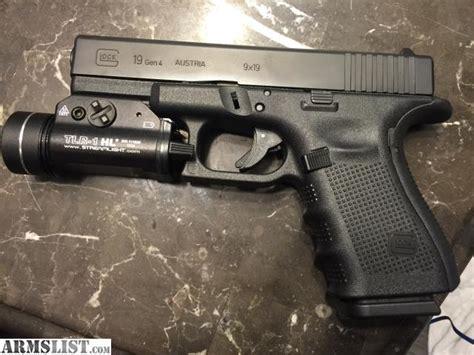 glock 19 4 light armslist for sale glock 19 4 nib w streamlight