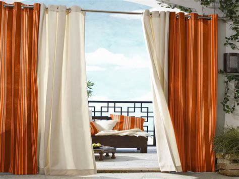Ikea Outdoor Curtains Planning Ideas Outdoor Decor Ikea Panel Curtain Ikea Panel Curtain For Your Window Orange