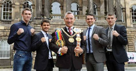 liverpool s smith family honoured for services to boxing