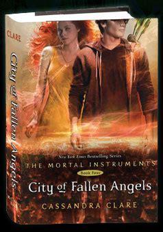 city of fallen angels the mortal instruments series 4 city of fallen angels review an emotional roller