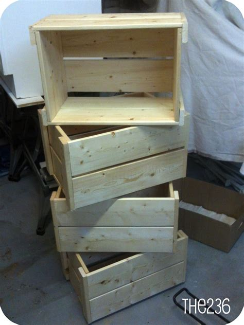 diy crate woodworking plans diy wooden crate projects pdf plans