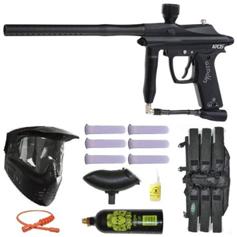 Kaos Black Id 6 Free 1 azodin kaos 2 paintball marker gun 3skull mega set black