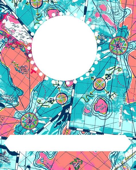 Diy Binder Covers Using Pic Monkey Sweetly Sally Lilly Pulitzer Binder Cover Templates