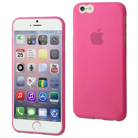 Softcase For Iphone 5 5s M E muvit thingel rood iphone 6 6s ihoes nl