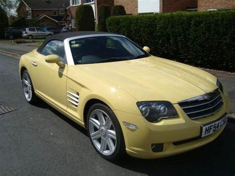 Chrysler Convertible For Sale by 2004 Chrysler Crossfire Convertible For Sale Car And Classic