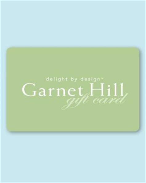 classic gift card garnet hill - Garnet Hill Gift Card
