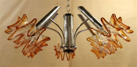 v a glass chandelier v a glass chandelier murano glass italian chandelier by