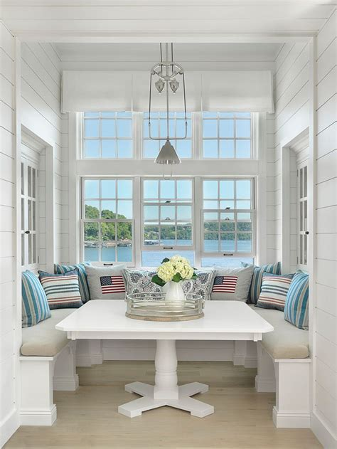 small breakfast nook 2201 best images about beach house decor on pinterest