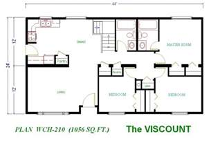 Good Cabins Under Sq Ft 6 1200 square foot open floor plans