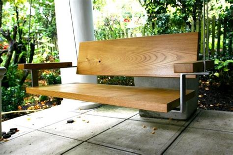 contemporary porch swing best 25 modern porch ideas on pinterest modern porch