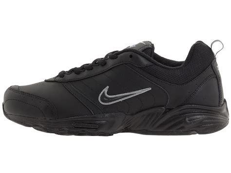 nike black resistant shoes