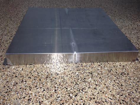 aluminum fan shroud fabrication fabricators need help with making an electric fan